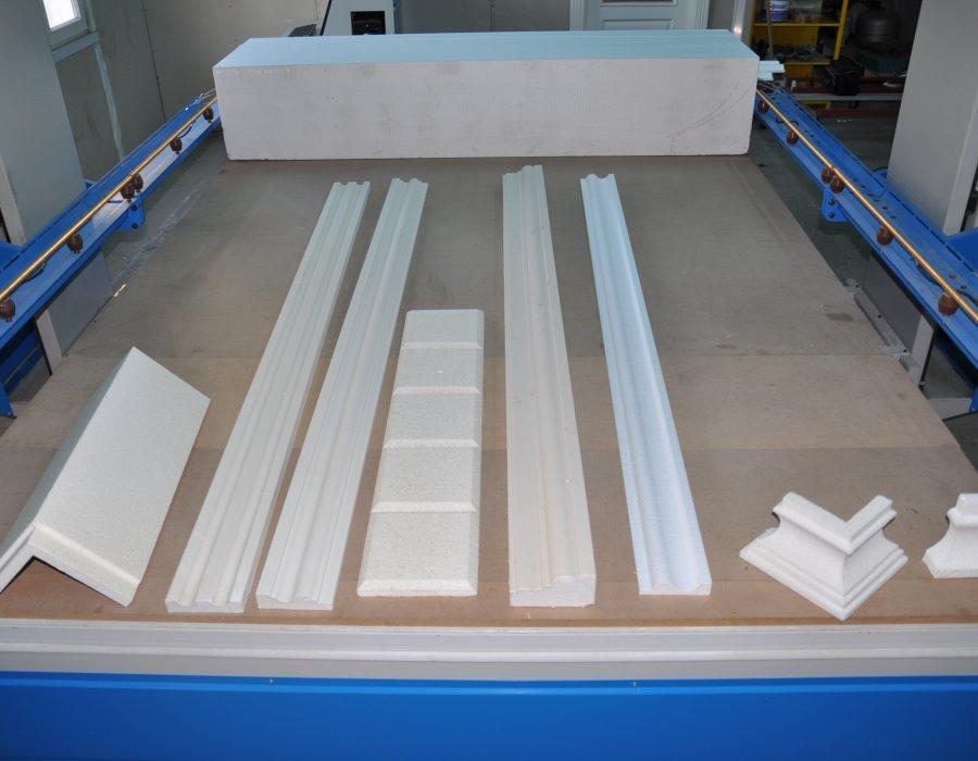 CNC STRAFOR KESİM MAKİNESİ