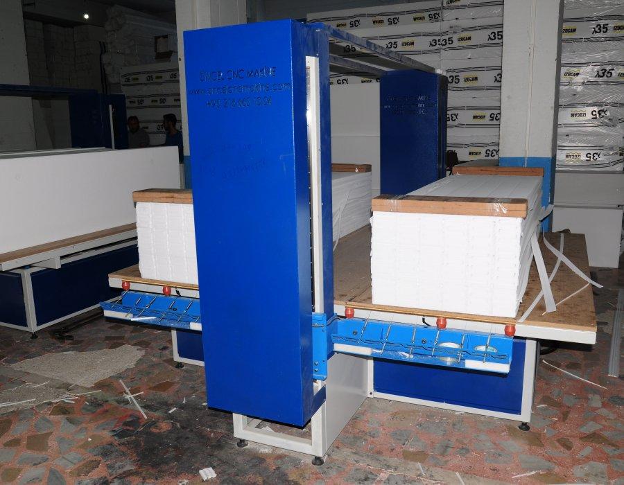 CNC STROPİYER  KESİM MAKİNESİ
